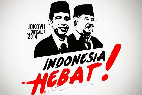 jokowi revolusi mental indonesia hebat