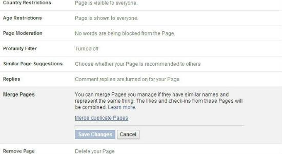 studi kasus facebook merge