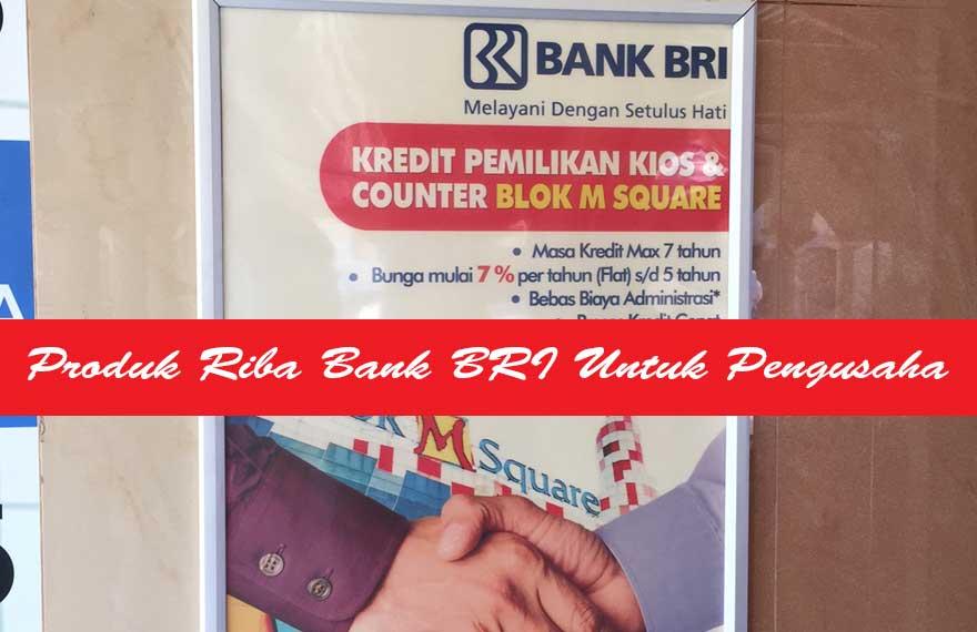 produk riba bank BRI