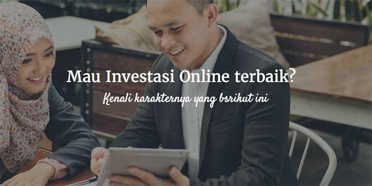 investasi online terbaik