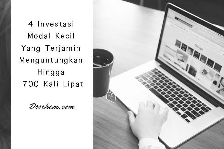 investasi modal kecil