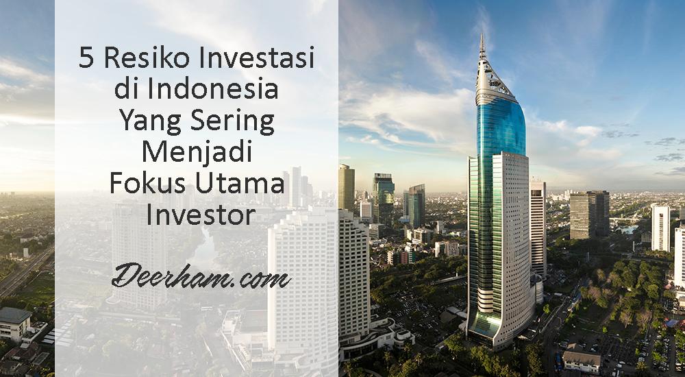 investasi di indonesia