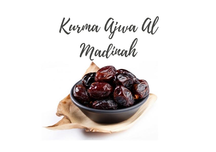 Kurma Ajwa Al Madinah
